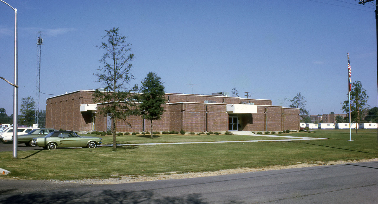 Orginal AETN Building