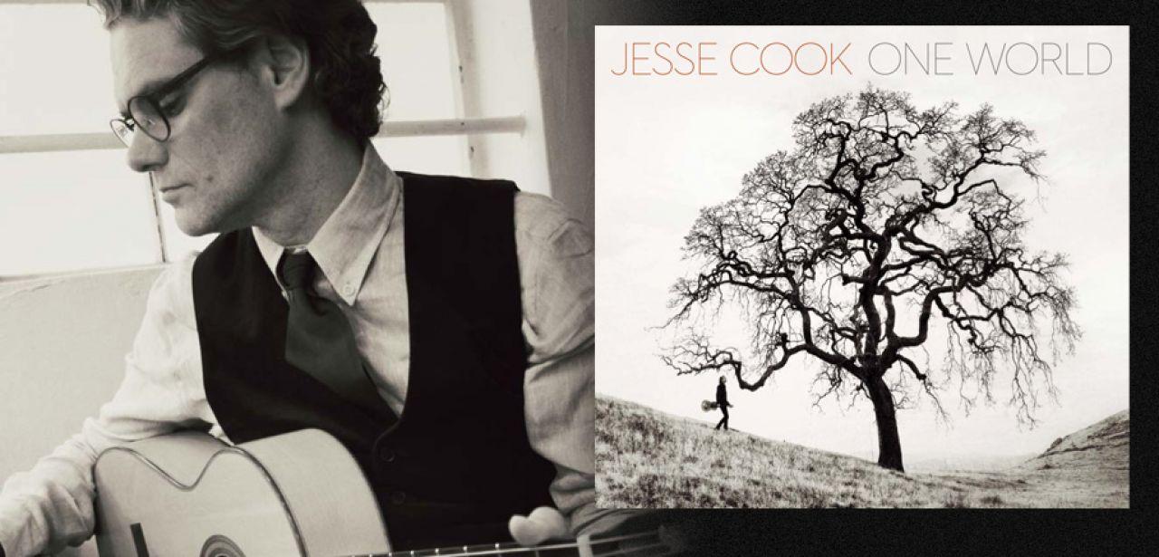 One WorldAlbum/Jesse Cook portrait