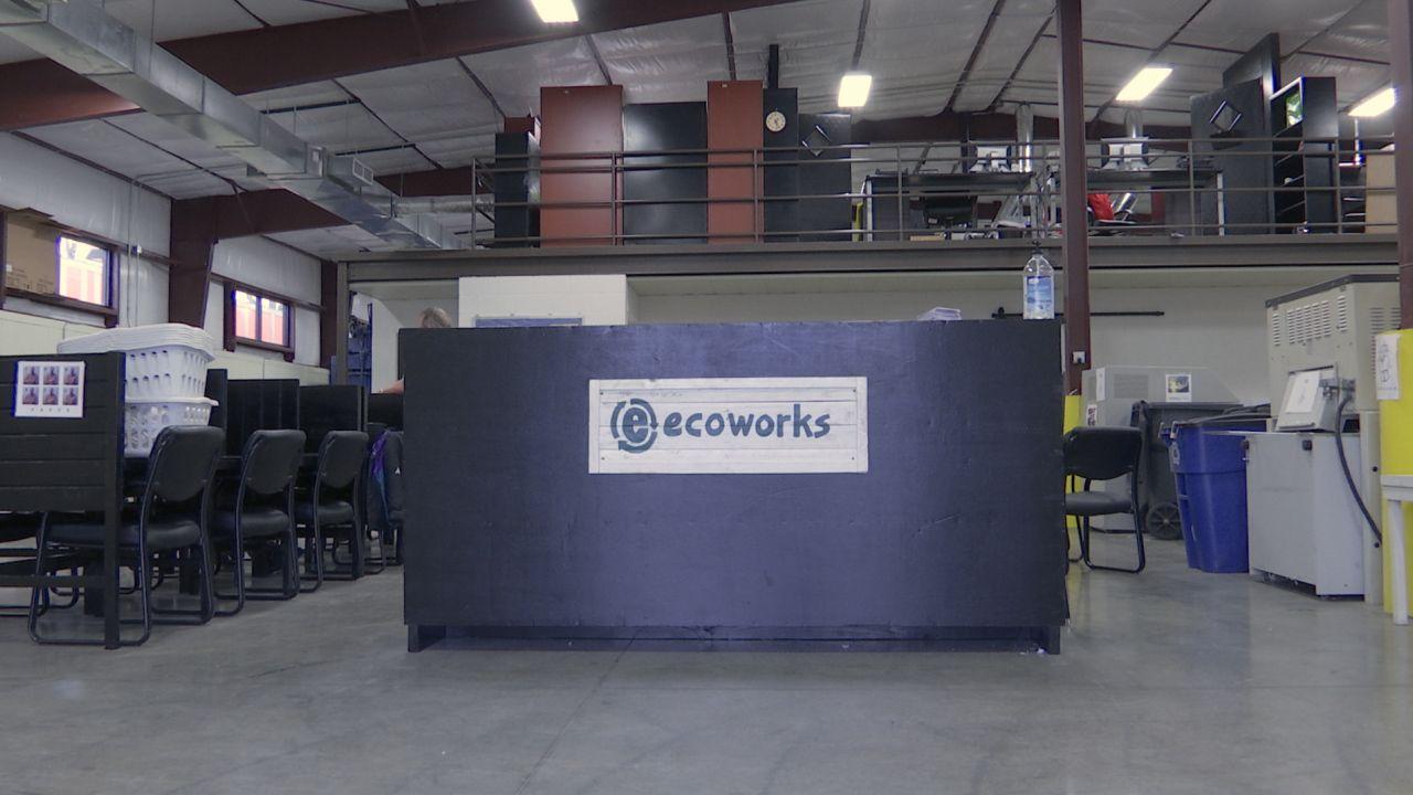Ecoworks interior