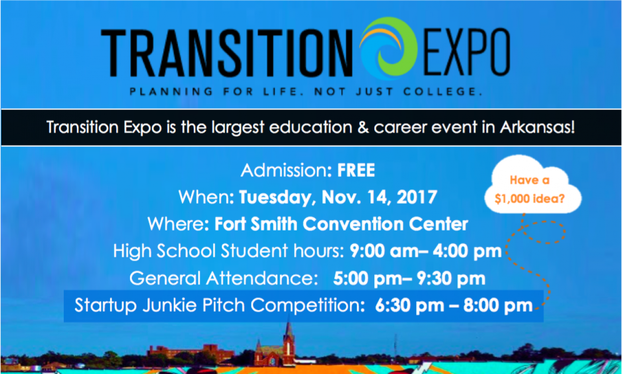 Transition Expo Data