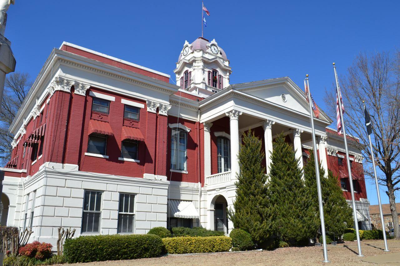Exploring Arkansas Searcy Court Square