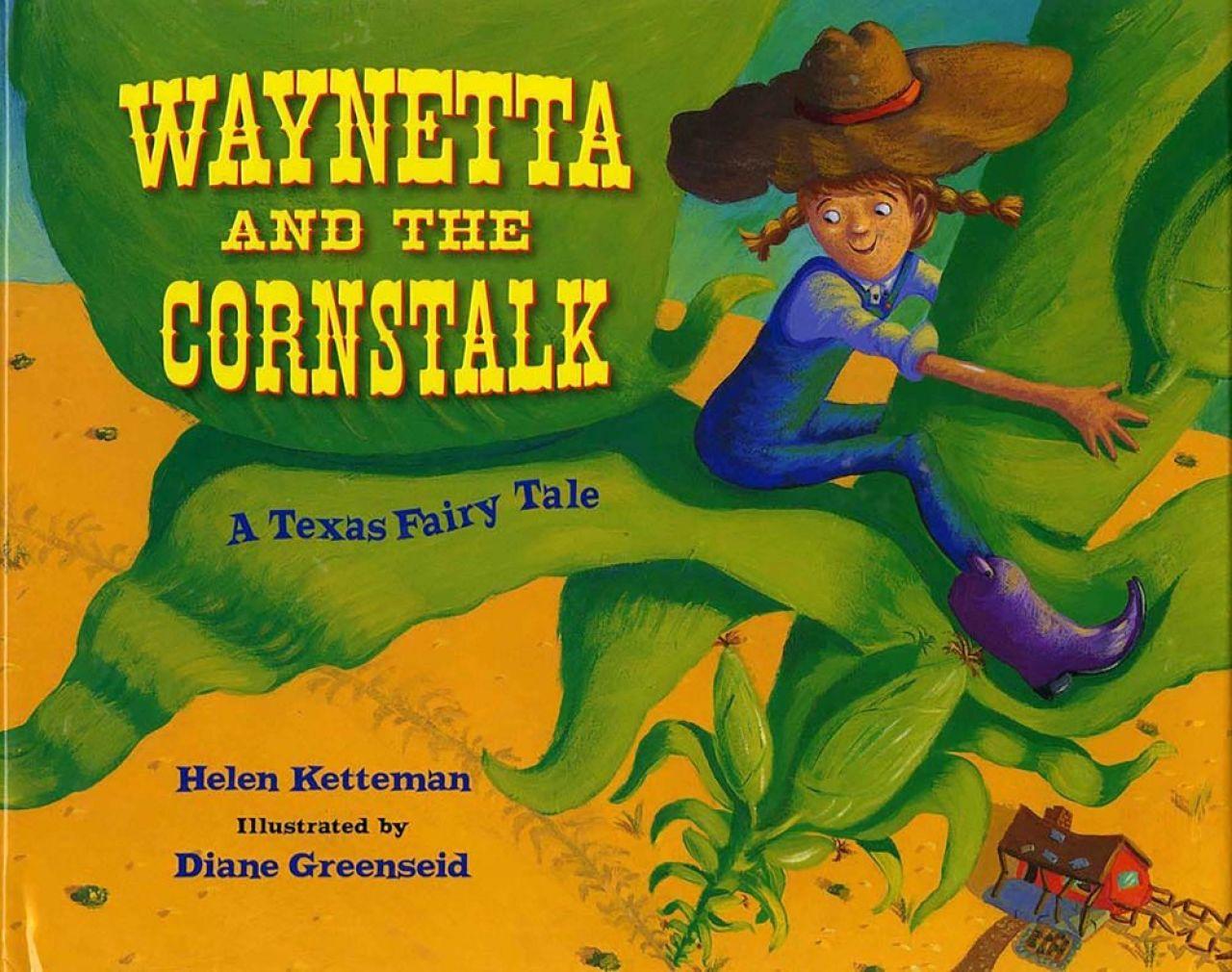 Waynetta and the Cornstalk Cover