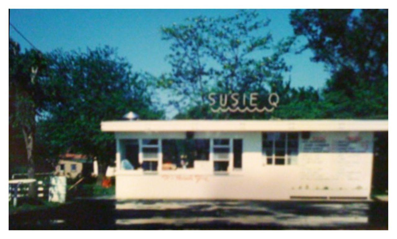 Vintage Photo of the Susie Q