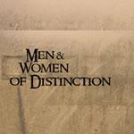 Men and Women of Disntinction