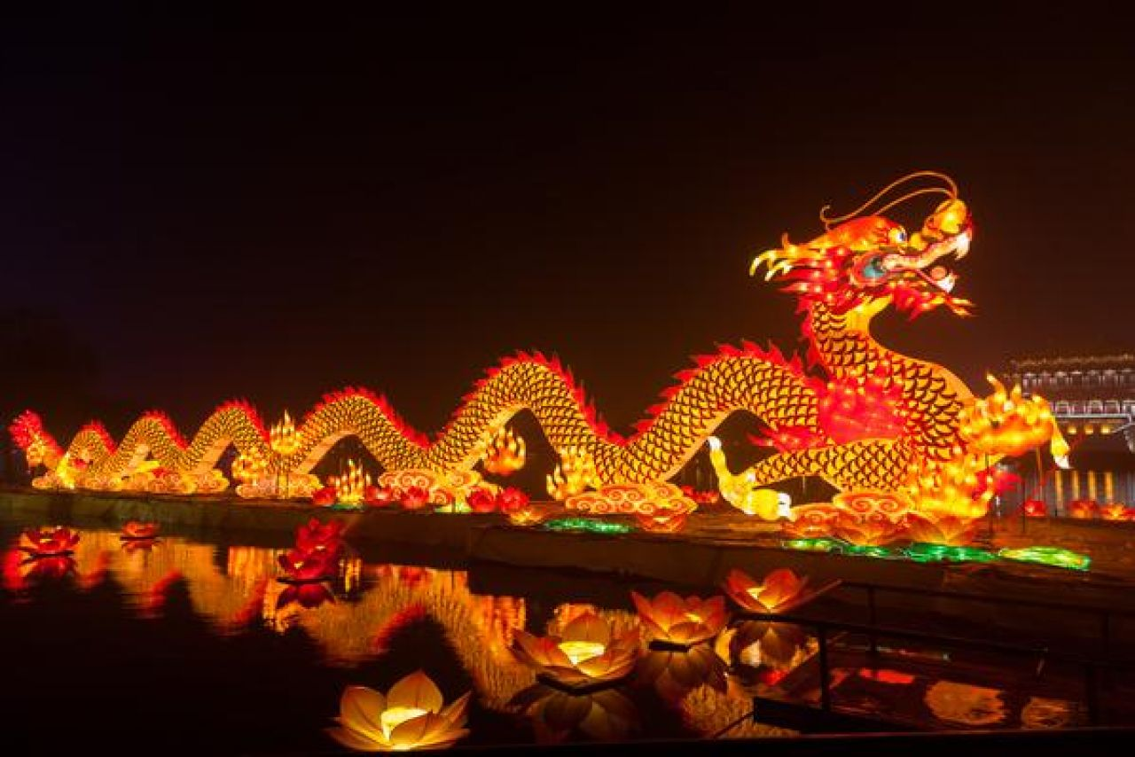 AETN PBS LearningMedia Dragon Lantern