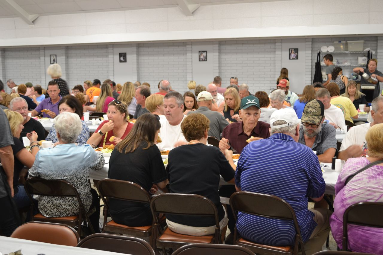 Tontitown Grape Festival Spaghetti Supper