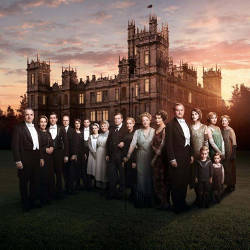 Downton Abbey character group