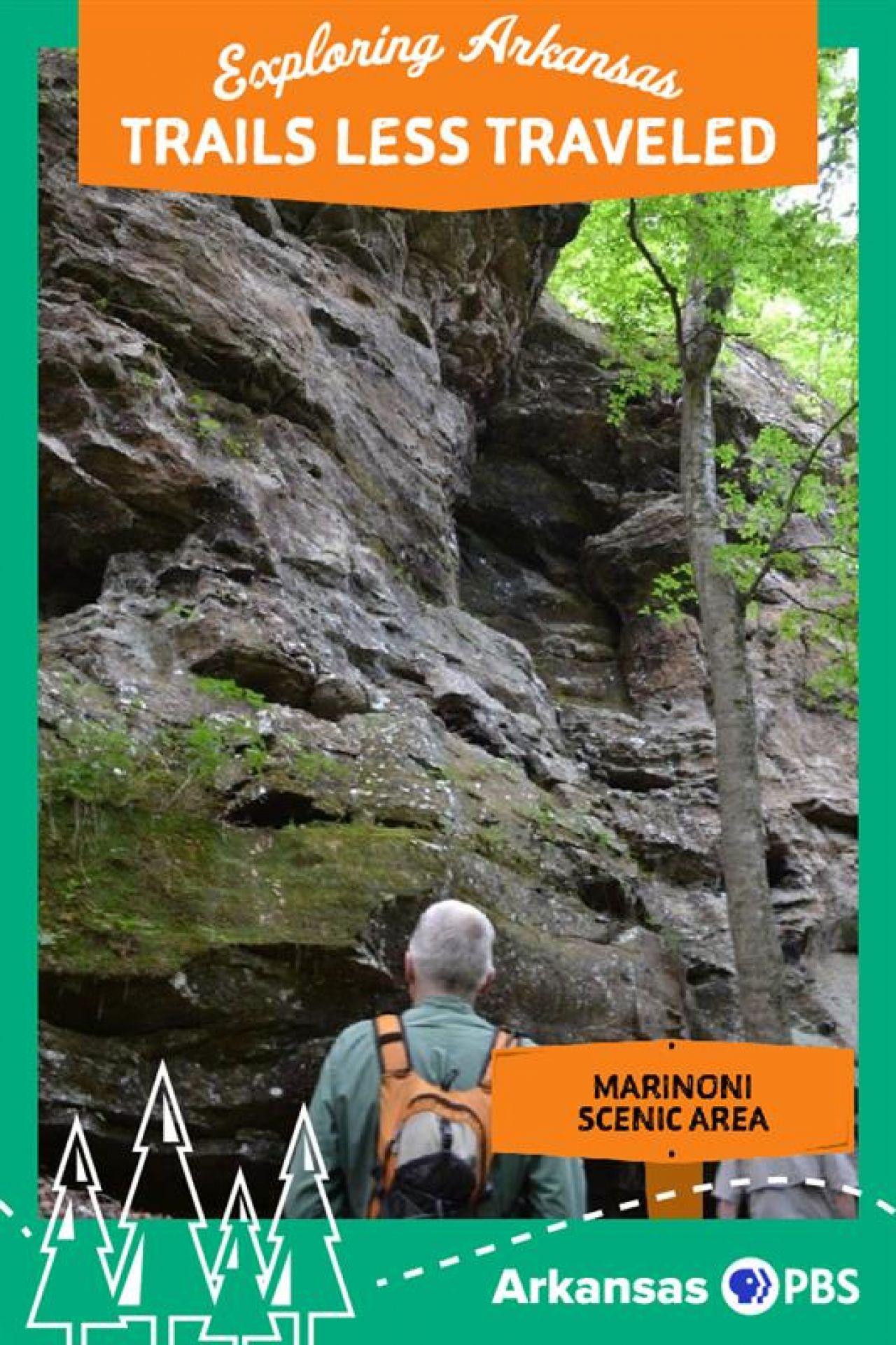 Hiking Marinoni Scenic Area