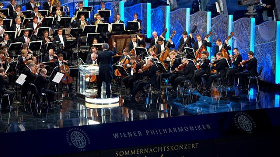 Vienna Philharmonic Summer Night 2012