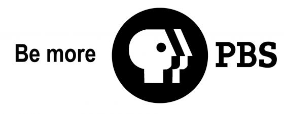 PBS be more logo