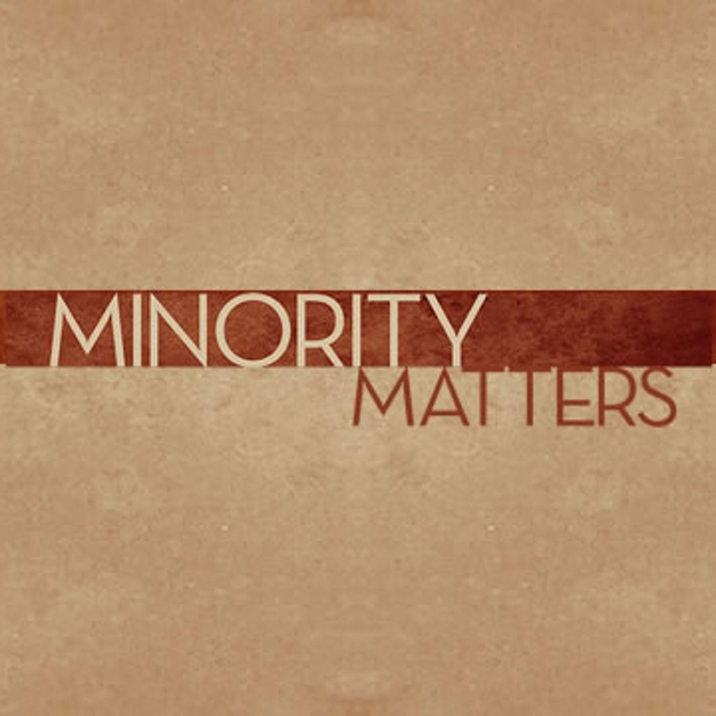 Minority Matters Graphic
