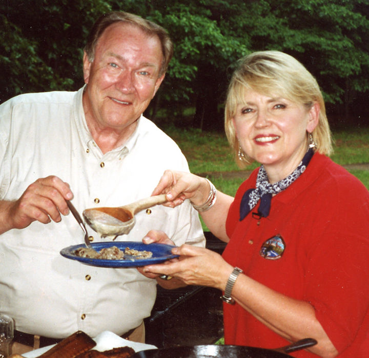 John Philpot and Phyllis Spear
