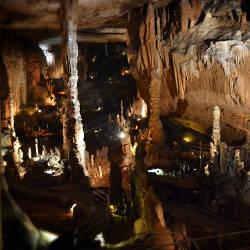 underground cavern