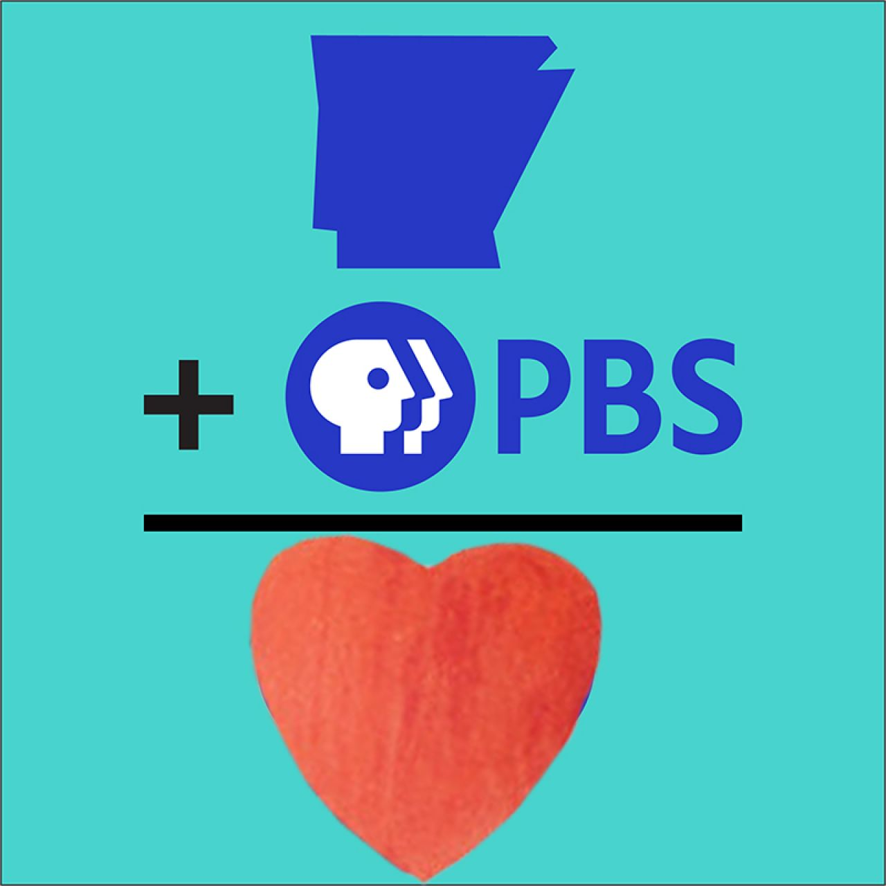 Arkansas + PBS = Love.