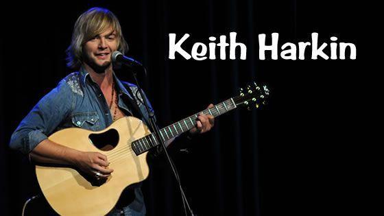 Keith Harkin solo performance