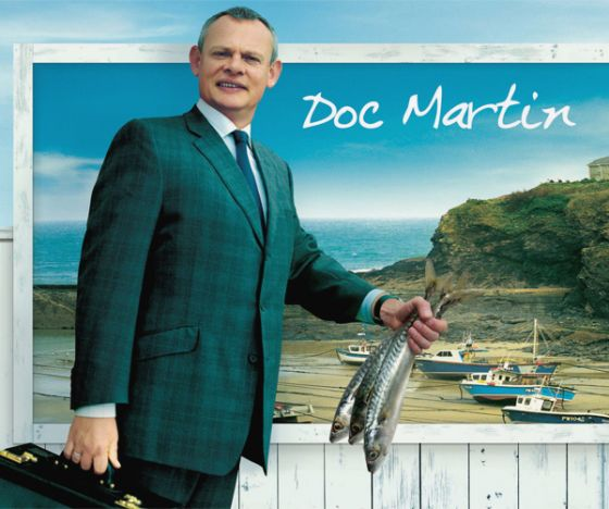 Doc Martin banenr