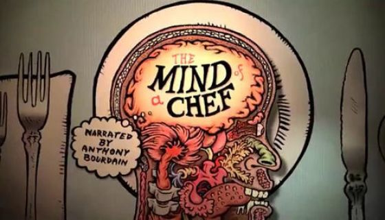 """""""The Mind of a Chef"""""""