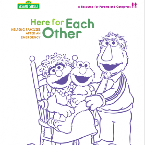 """Sesame Street: Here for Each Other"""