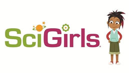Title Graphic for SciGirls