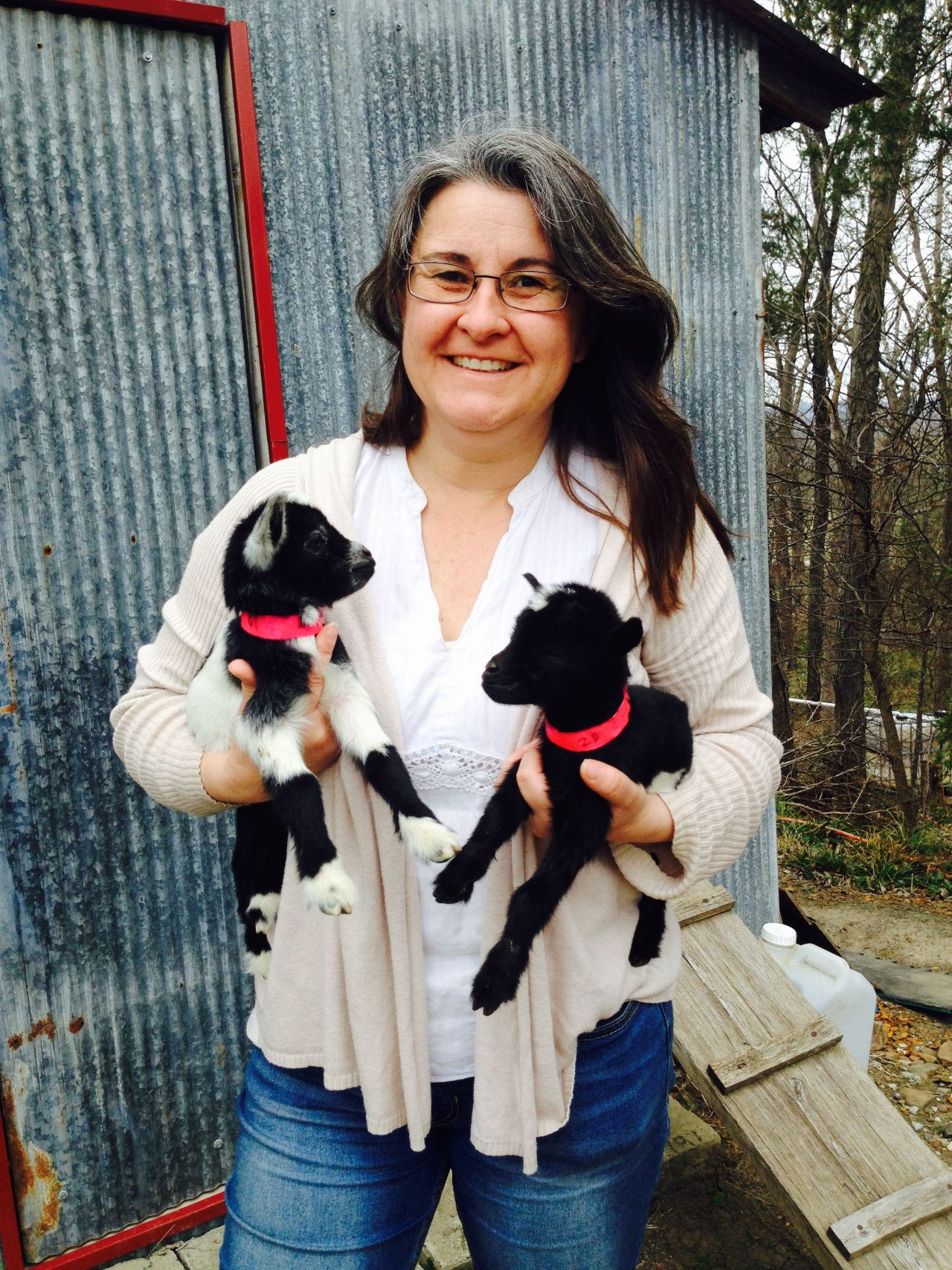 Cook With Brooks: Tessa With Goats
