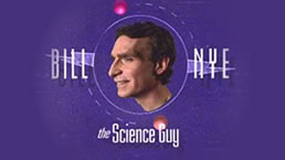 Title Graphic for Bill Nye the Science Guy