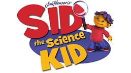 Title Graphic for Sid the Science Kid