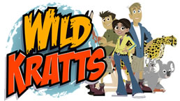 Title Graphic for Wild Kratts