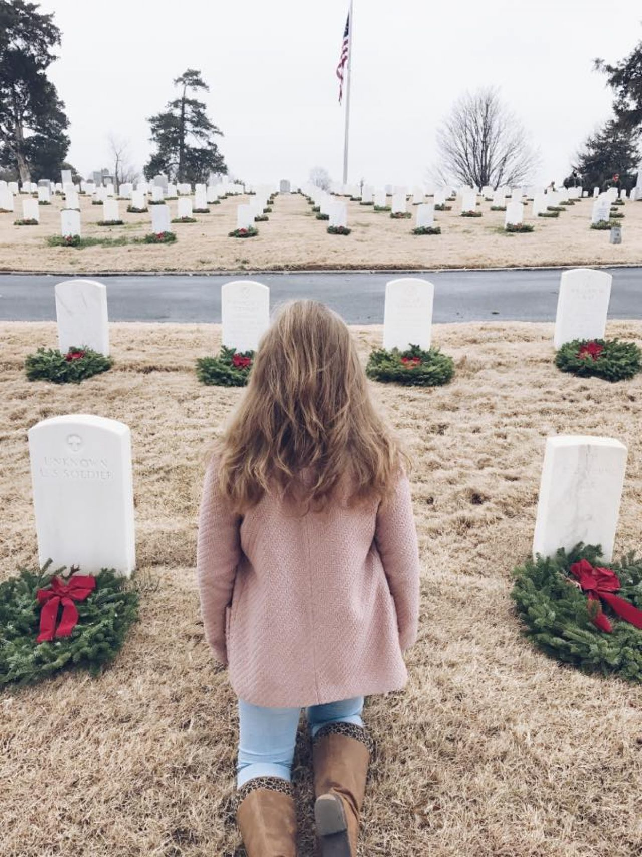 Sara Gardner Bridging the Generational Gap National Cemetery