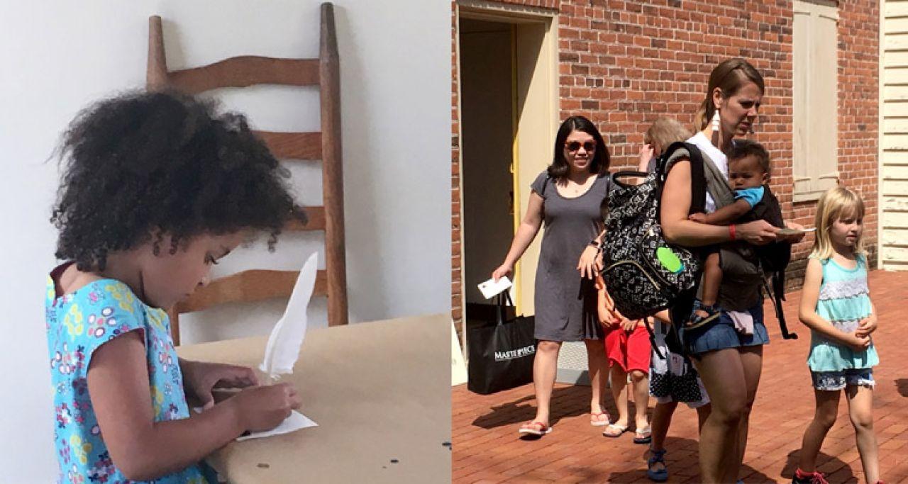 Historic Arkansas Museum Little Women Quill Pen