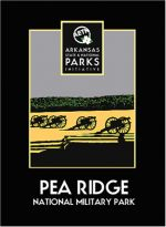 Artwork designed to reflect Pea Ridge National Military Park