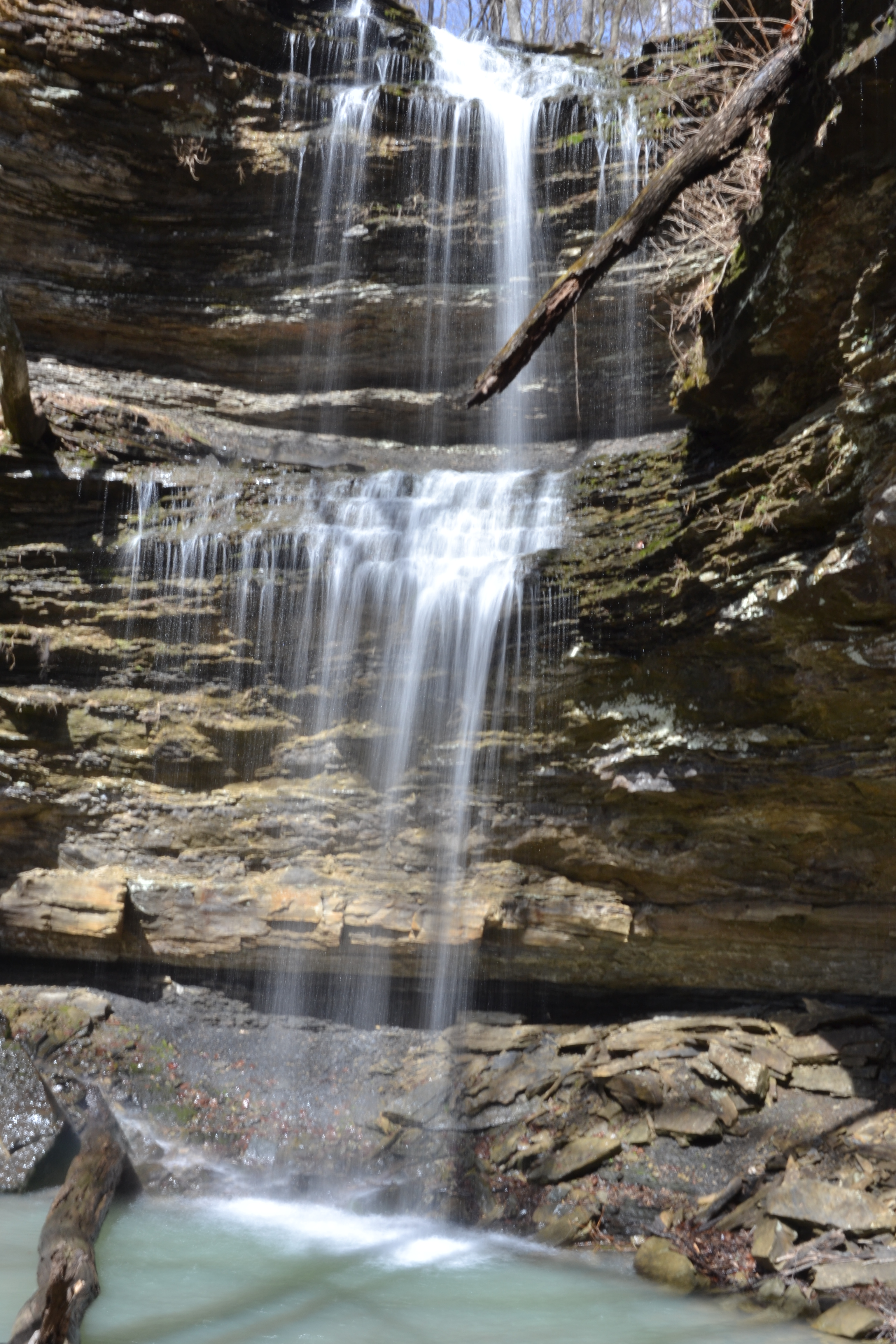 Exploring Arkansas June 2016 Accord Hollow Falls