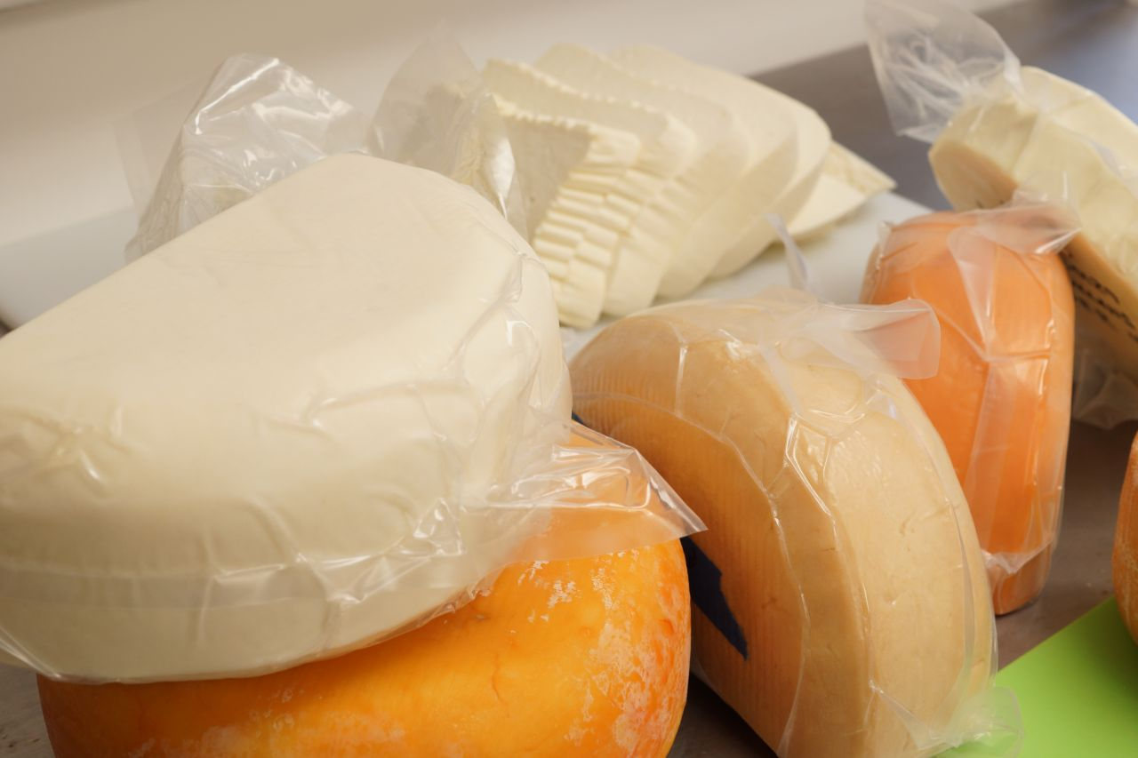 Cook With Brooks: White River Creamery Cheeses