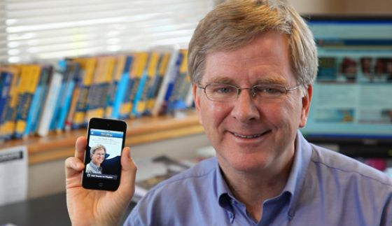 """AETN Presents: On the Same Page With Rick Steves"""