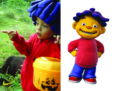 Sid_The_Science_Kids_DIY_Costume  sc 1 st  AETN & AETN - AETN Battle of the Pumpkins - DIY PBS KIDS Costume Ideas