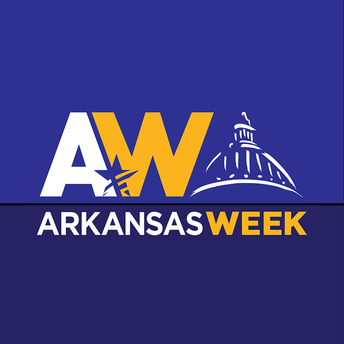 Arkansas Week Title Graphic