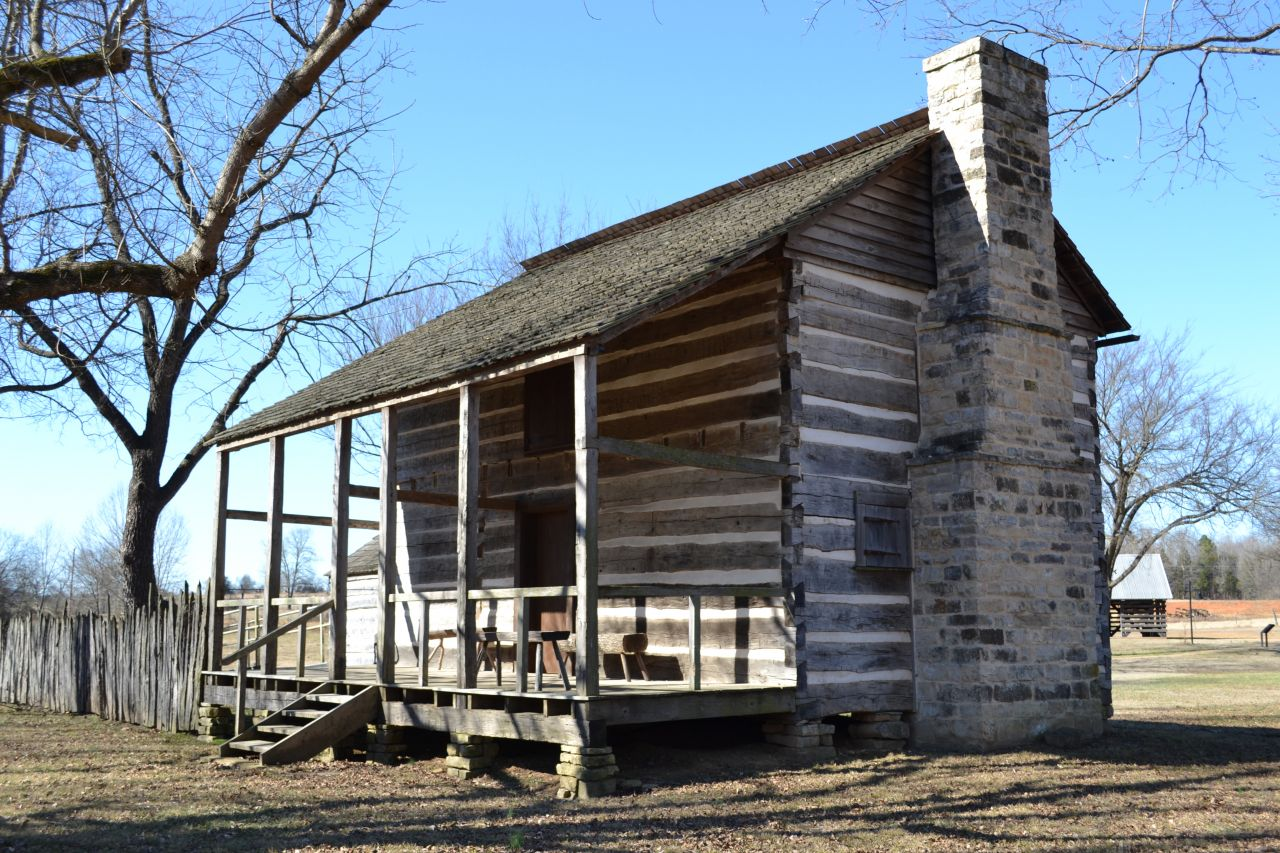 Exploring Arkansas Rice-Upshaw House