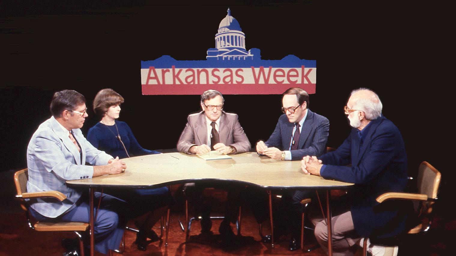 Original Arkansas Week Set