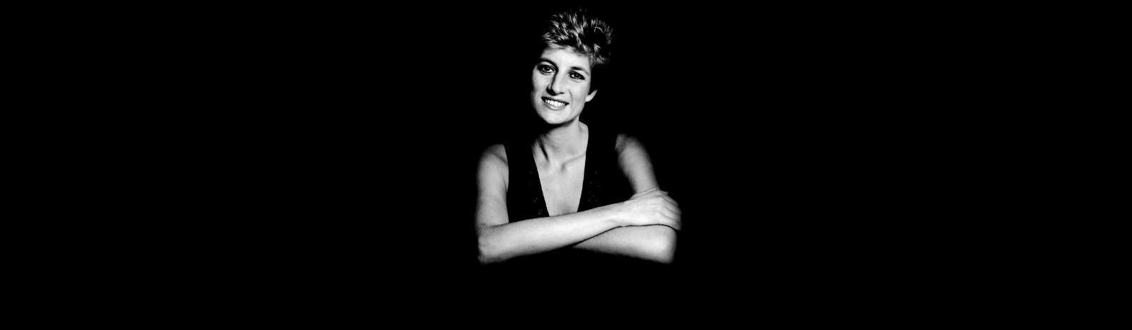 Portrait photo of Princes Diana