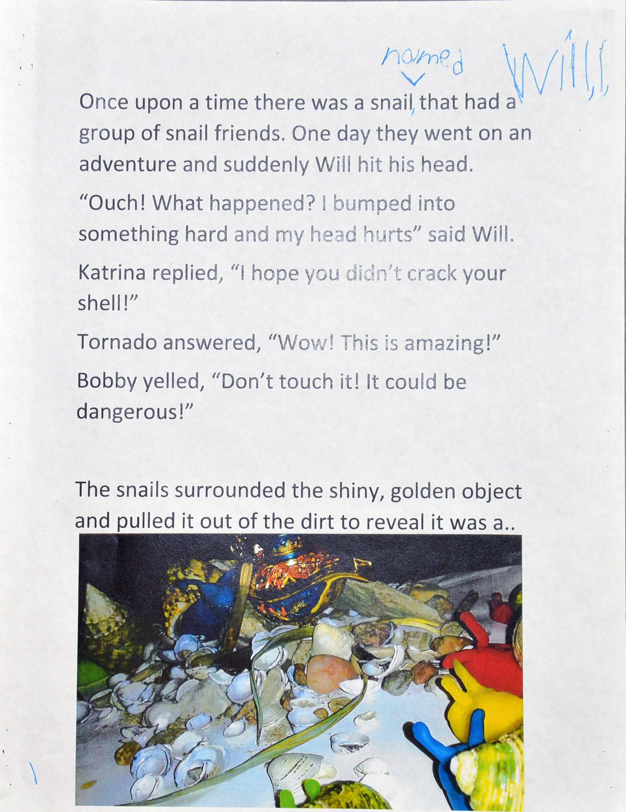 AETN - I Wish (A Snail's Tale)
