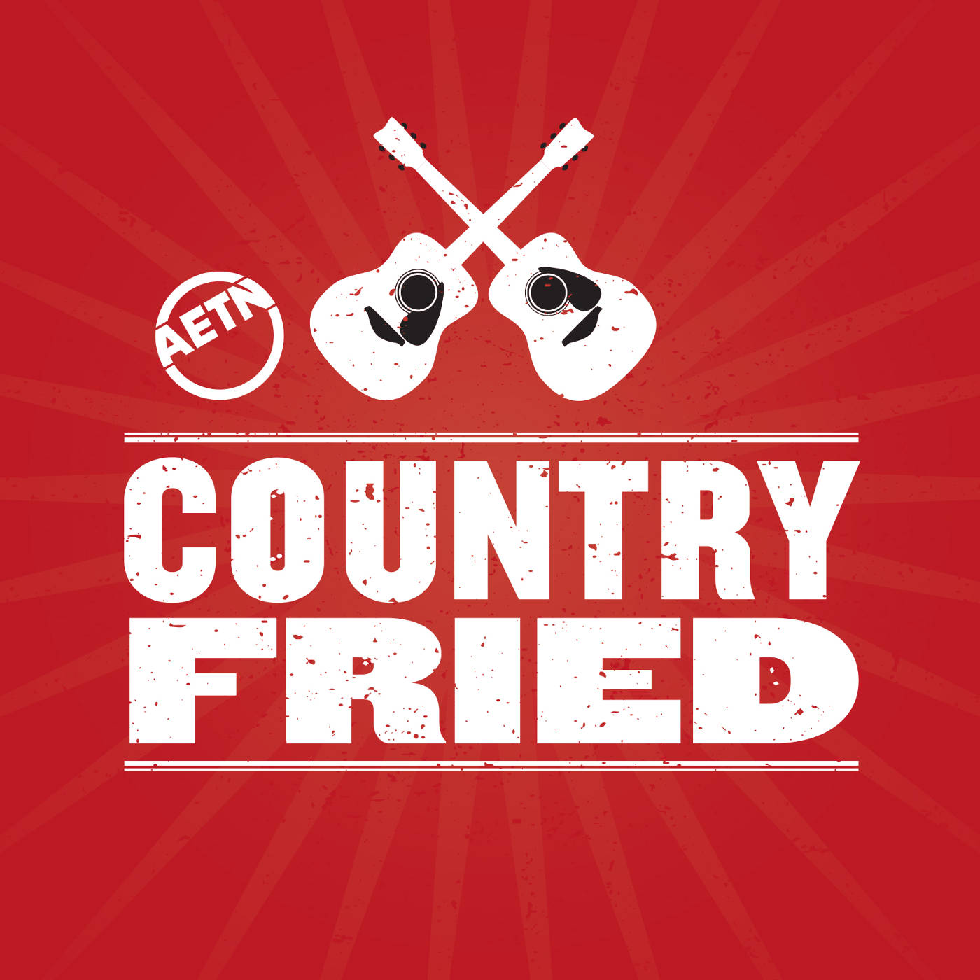 Country Fried Title Graphic