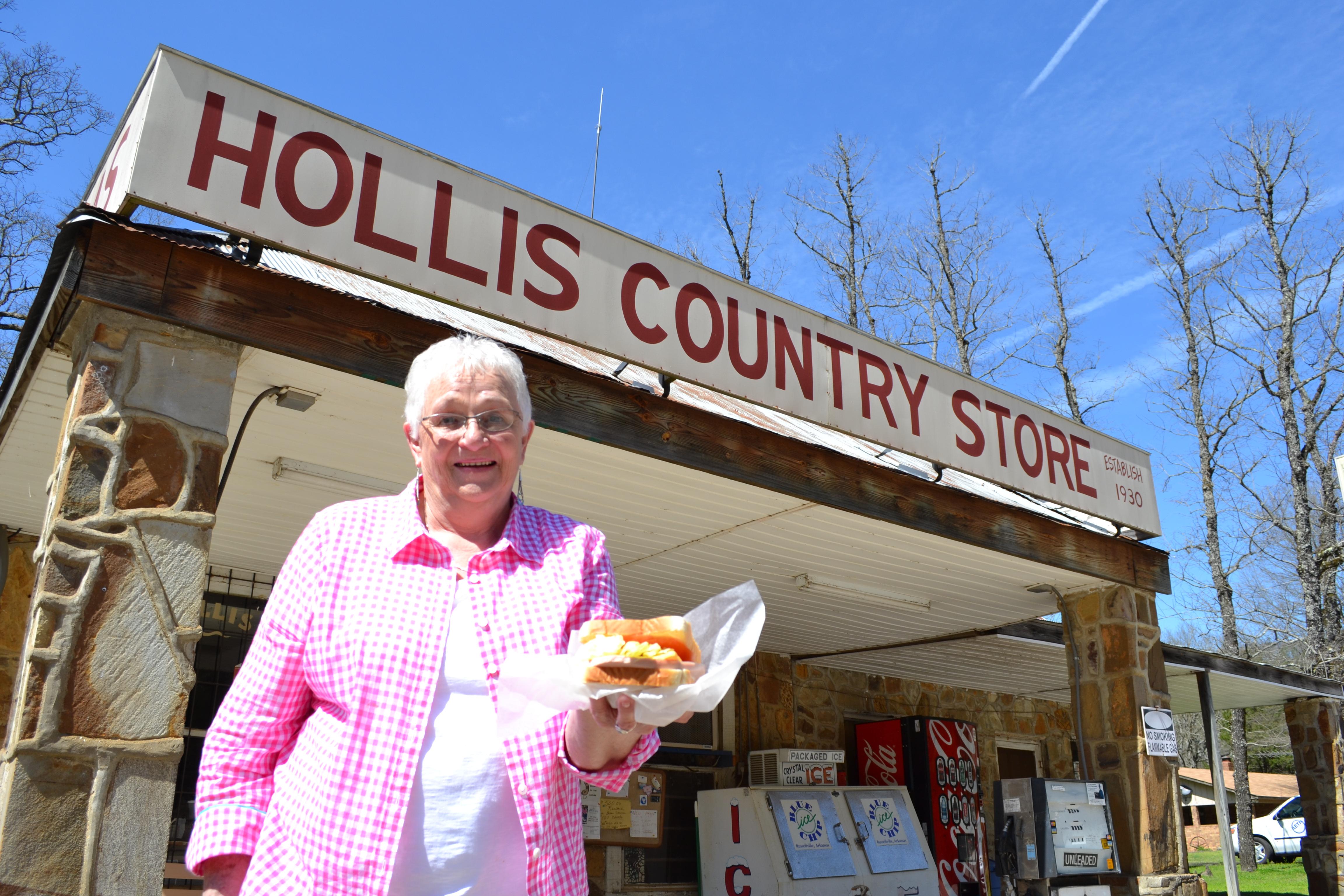 Exploring Arkansas June 2016 Hollis Country Store Connie Hawks