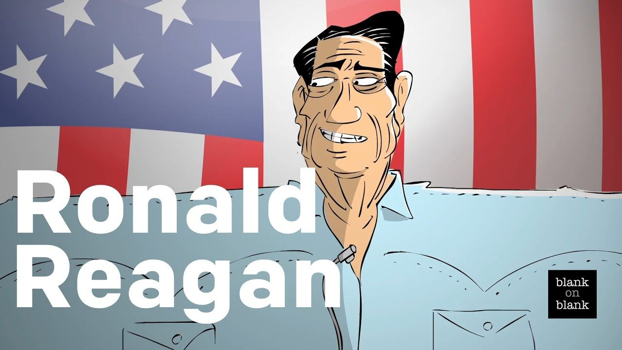 Blank on Blank Ronald Regan
