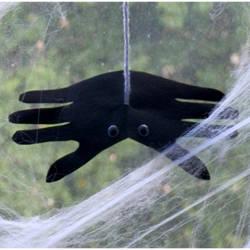 construction paper spider