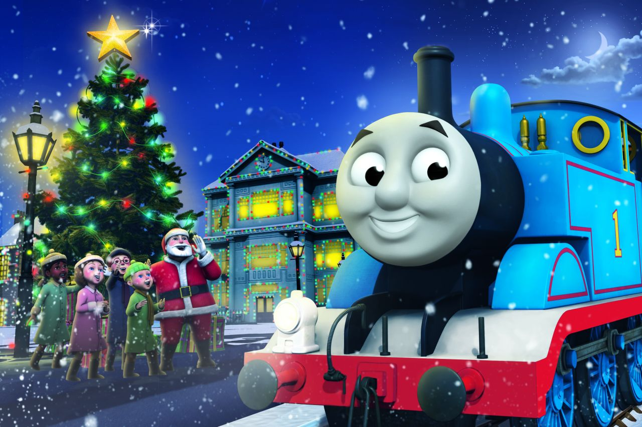 Thomas & Friends Holiday Episodes
