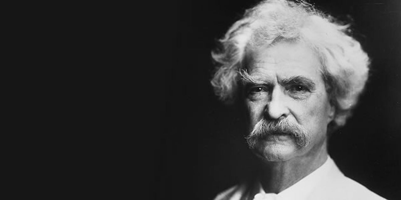Ken Burns Mark Twain