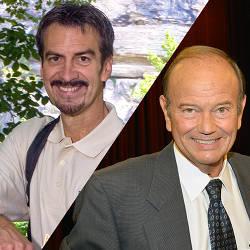Steve Barnes and Chuck Dovish