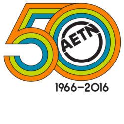 AETN 50th Logo