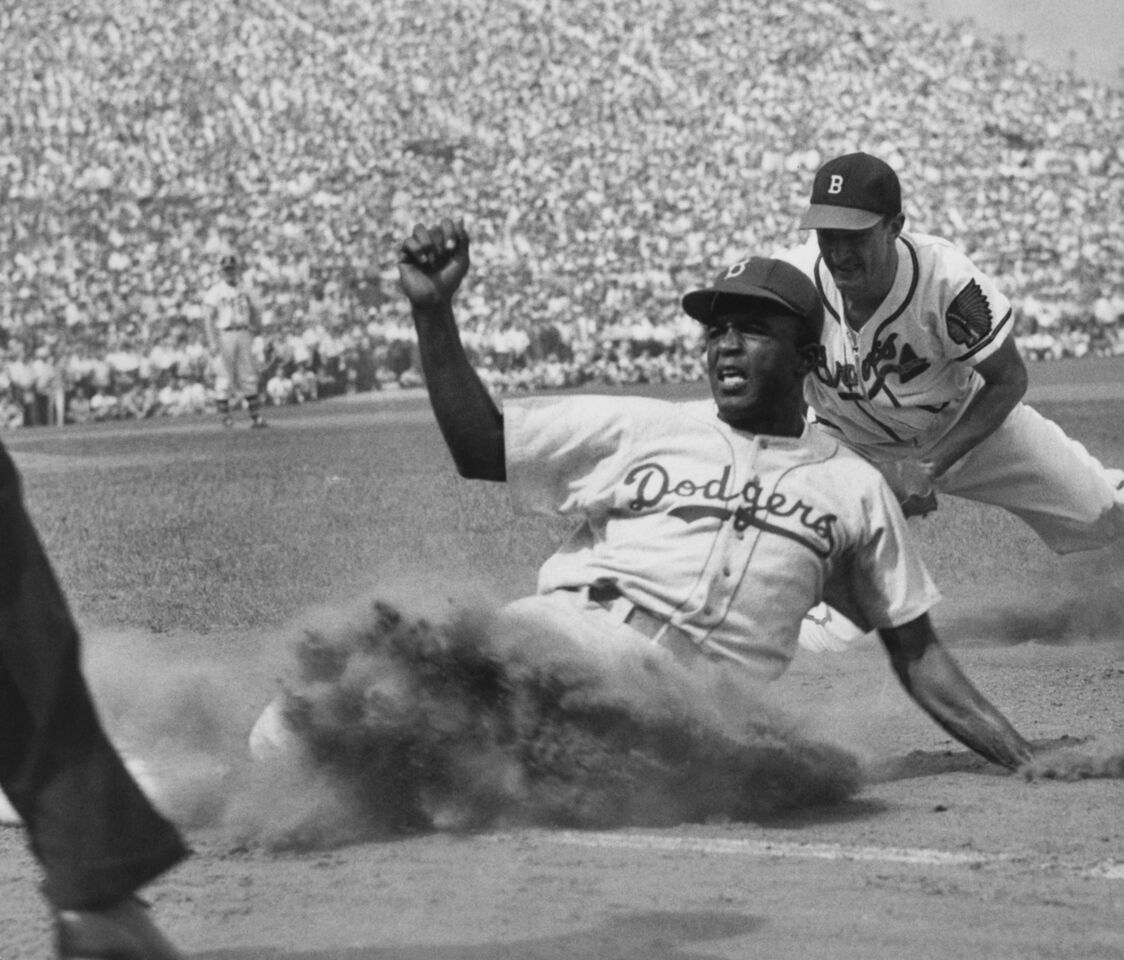 Ken Burns on Jackie Robinson: 'The Most Important Person in the History of American Sports'