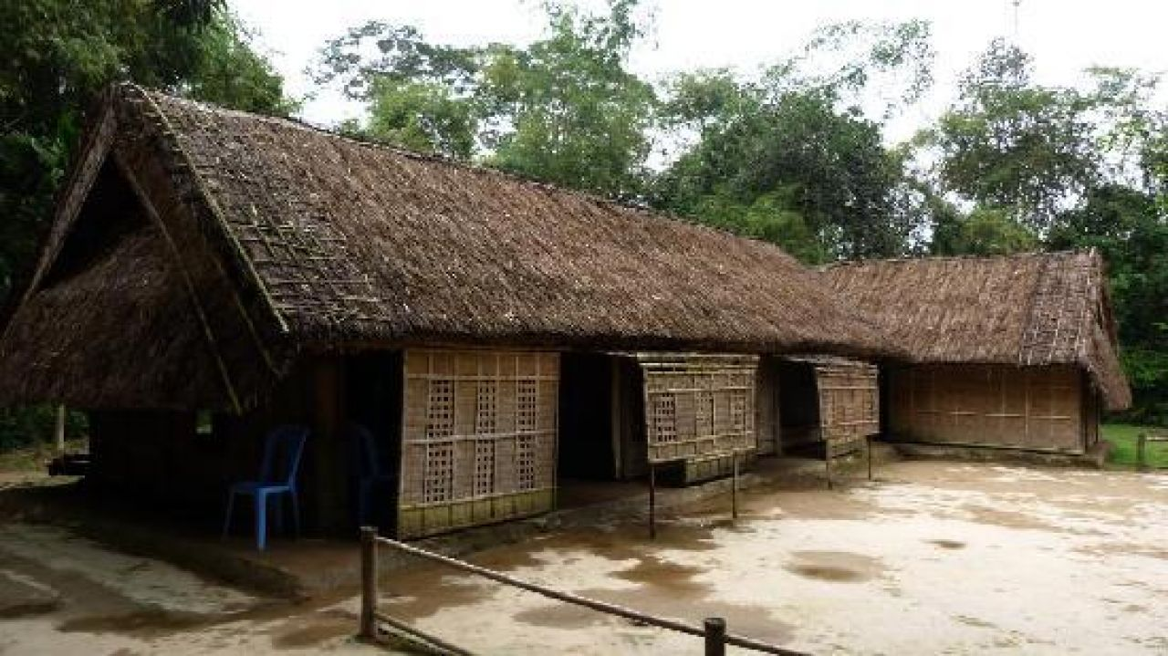 The Demystified Zone: Modern Reconstruction of Ho Chi Minh's Birthplace