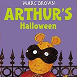 arthurs halloween an arthur adventure by marc brown
